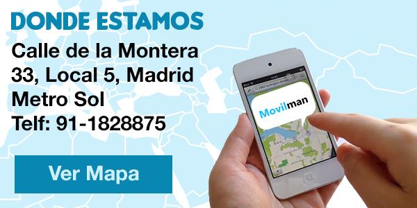 Reparación móviles Madrid